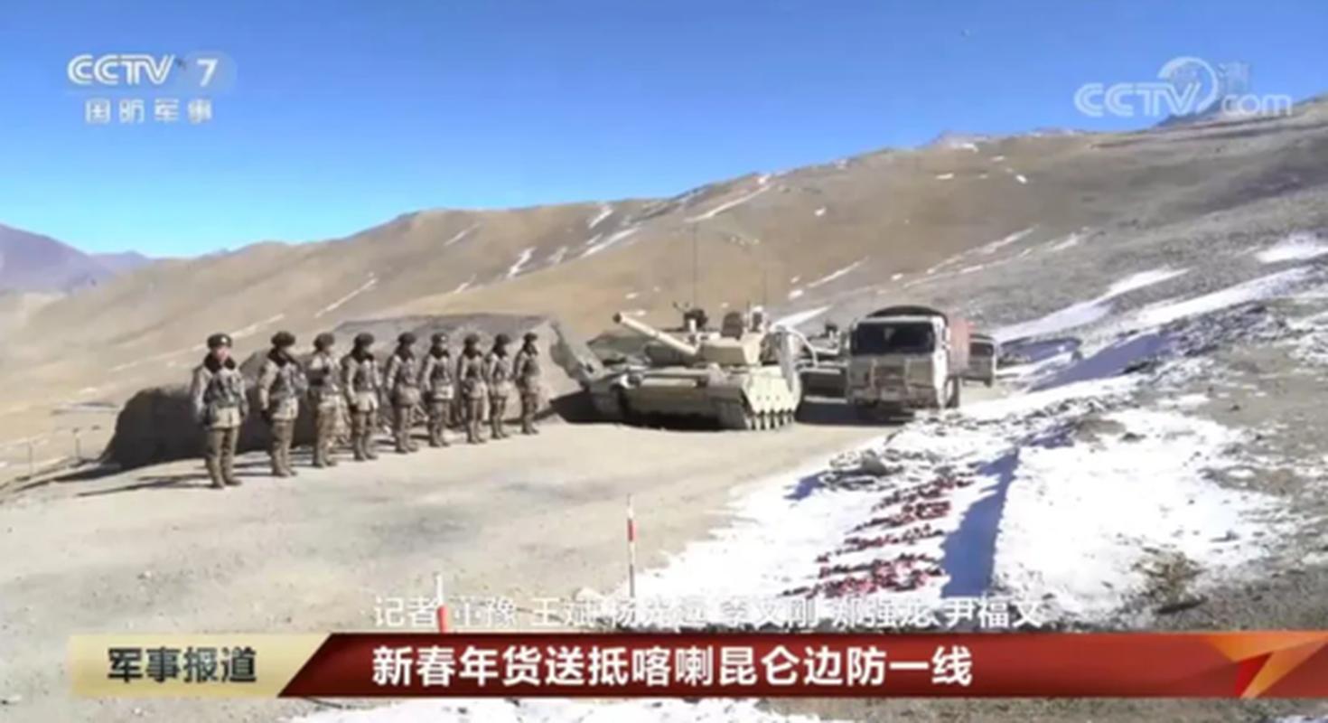 Chi xe tang chu luc Type 99A cua Trung Quoc du suc doi dau T-90MS