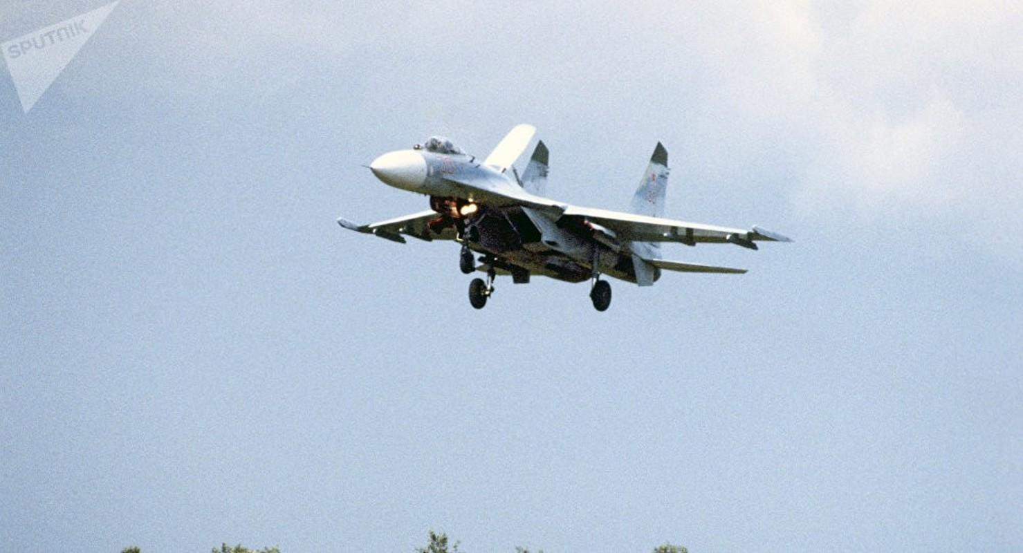 Tiem kich Su-27 va F-15 doi dau, dau la ke vo dich?-Hinh-10