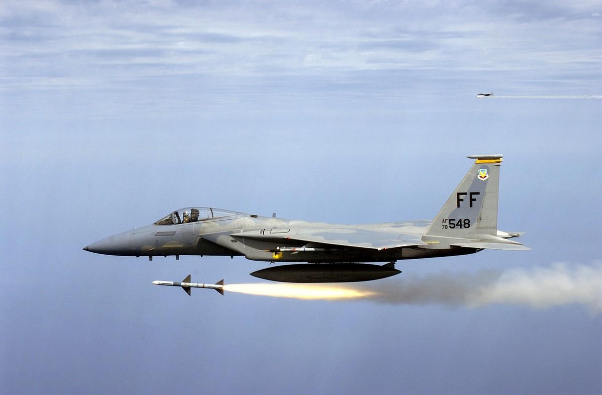 Tiem kich Su-27 va F-15 doi dau, dau la ke vo dich?-Hinh-12