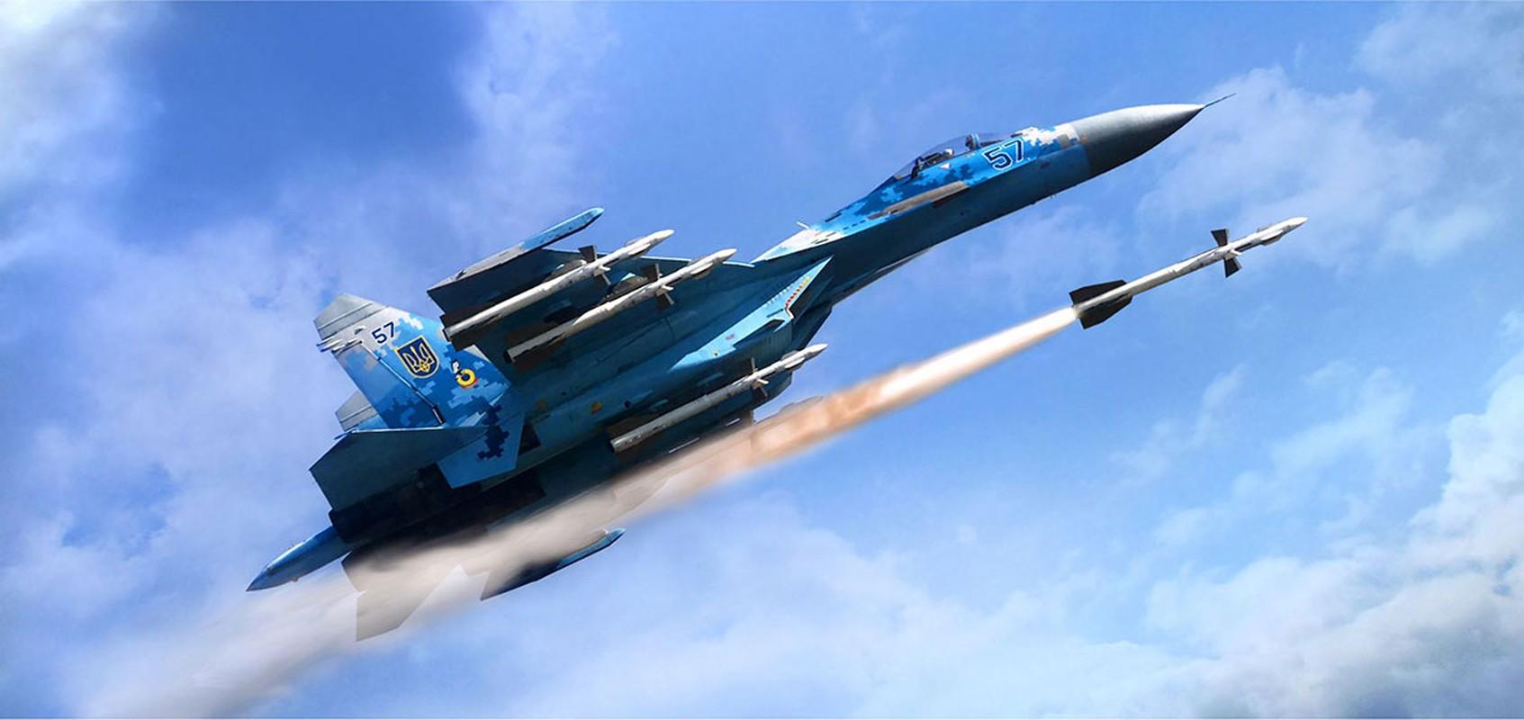 Tiem kich Su-27 va F-15 doi dau, dau la ke vo dich?-Hinh-13