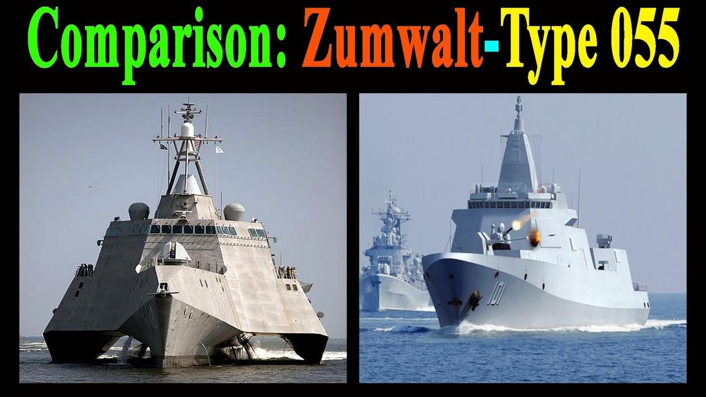 Nghi van khu truc ham Type 055 la ban sao Zumwalt cua My?-Hinh-7