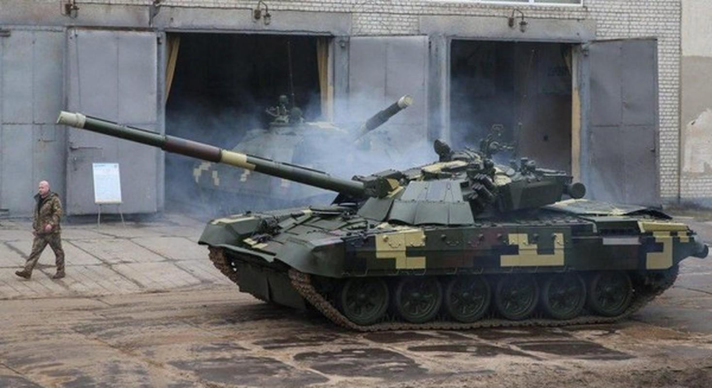 """Ukraine keo xe tang """"cay nha la vuon"""" toi bien gioi phe ly khai-Hinh-5"""