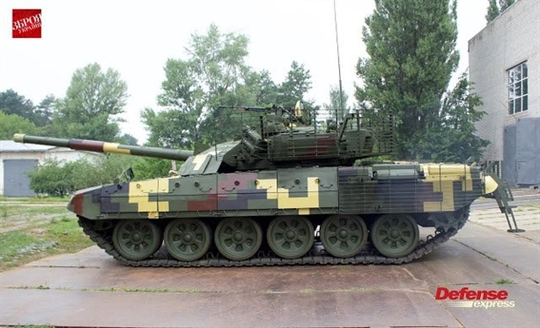 """Ukraine keo xe tang """"cay nha la vuon"""" toi bien gioi phe ly khai-Hinh-7"""