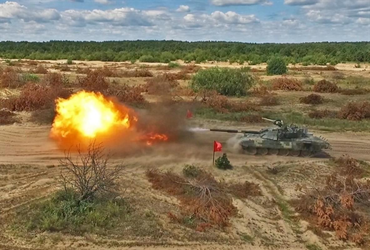 """Ukraine keo xe tang """"cay nha la vuon"""" toi bien gioi phe ly khai-Hinh-9"""
