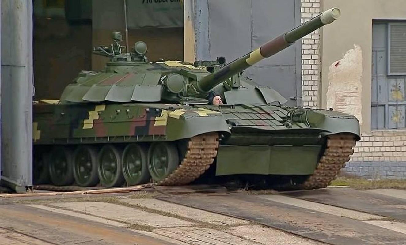 Thu vu khi giup Donbass giai quyet xe tang Ukraine chi trong mot dem