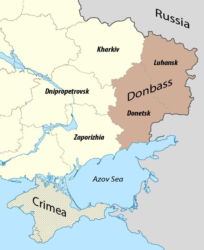 Chuyen gia dau dau doan phan ung cua Nga khi Ukraine tan cong Donbass-Hinh-14