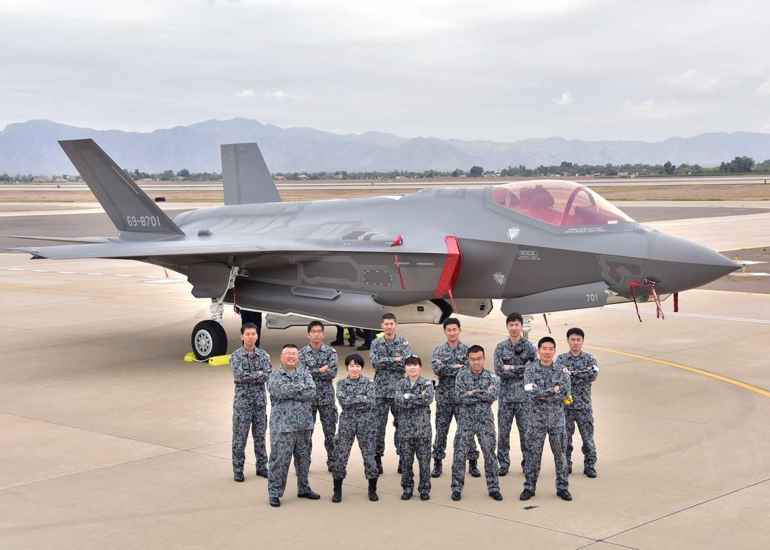 Nhat co thuc su can toi tiem kich F-35 de doi pho Trung Quoc?