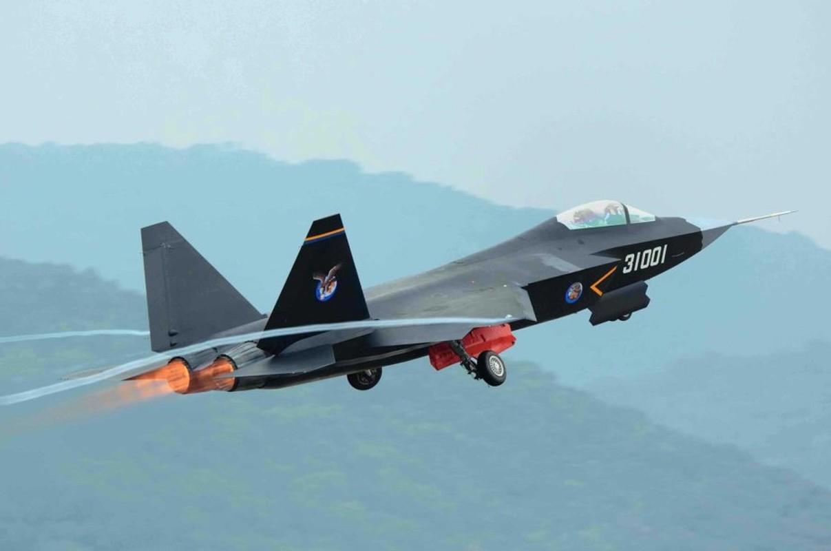 Tiem kich FC-31 cua Trung Quoc co tuong lai khong the mit mu hon