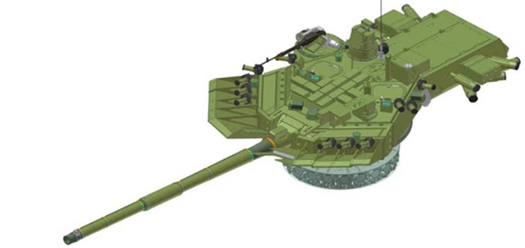 Bat ngo xuat hien phien ban xe tang T-80 manh ngang voi T-14 Armata-Hinh-11