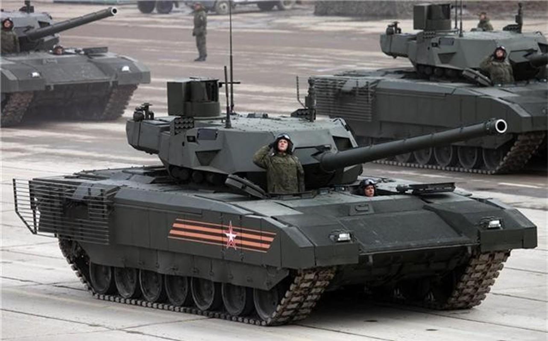 Bat ngo xuat hien phien ban xe tang T-80 manh ngang voi T-14 Armata-Hinh-2