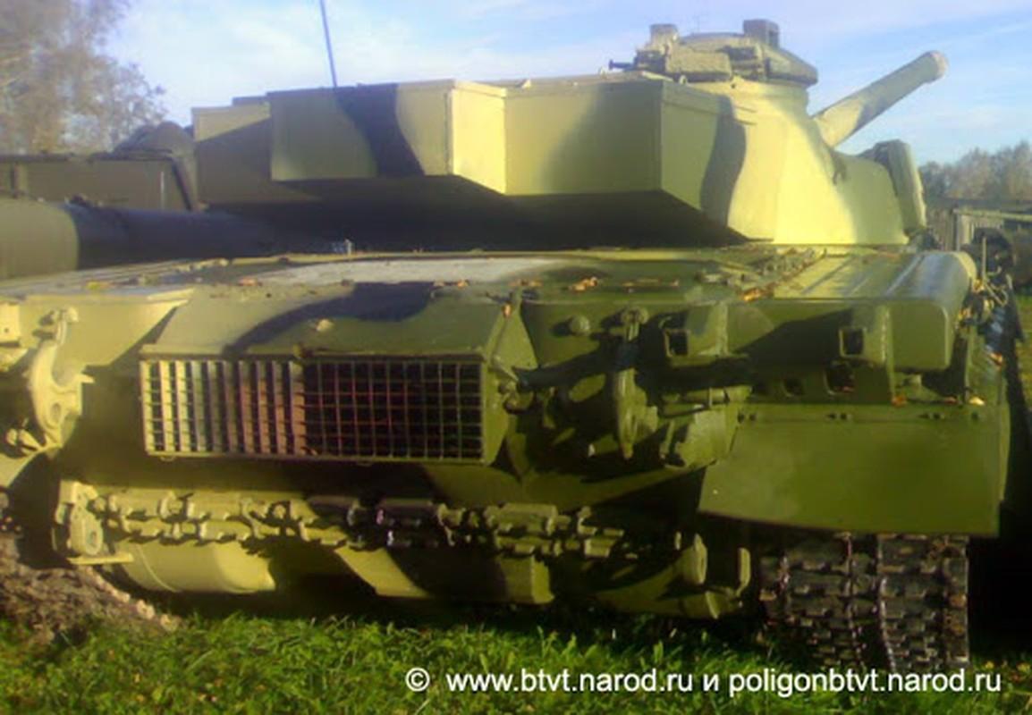 Bat ngo xuat hien phien ban xe tang T-80 manh ngang voi T-14 Armata-Hinh-5