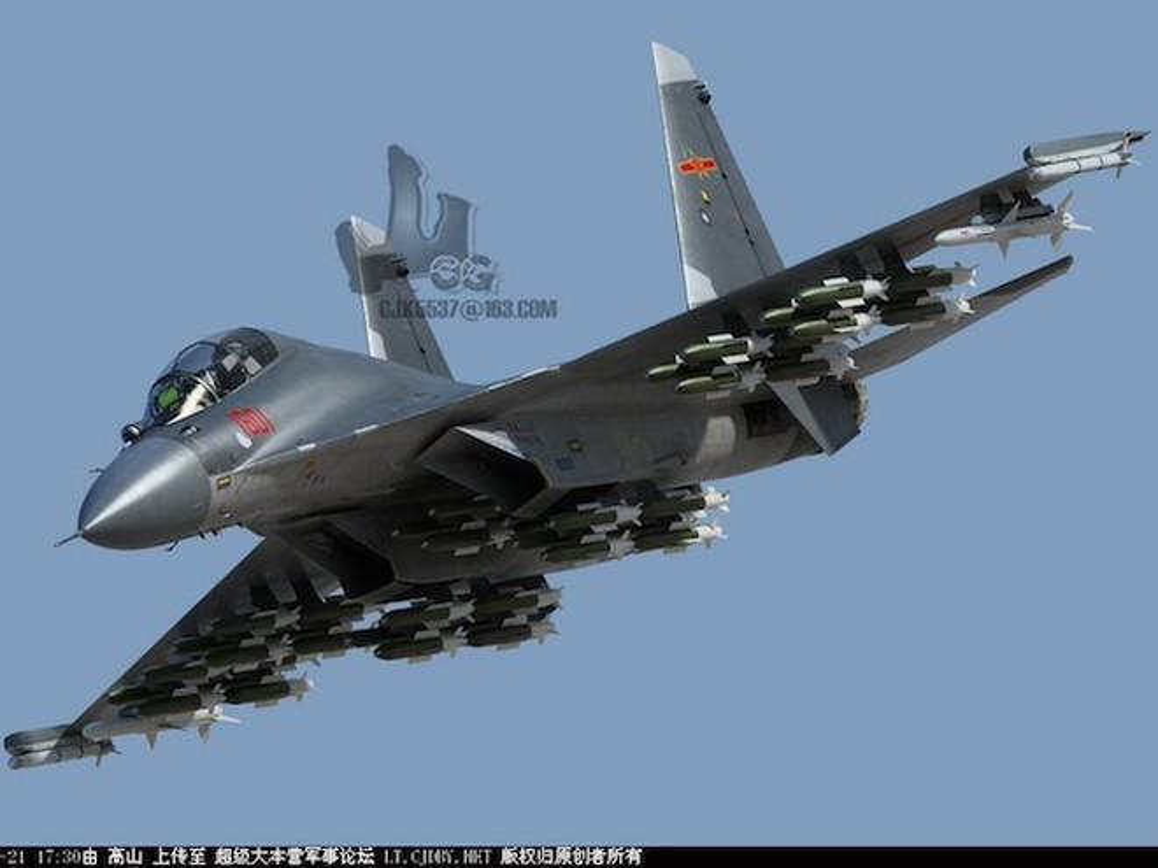 Trung Quoc khoe J-11 khien Nga phai hoi han vi trot ban Su-27-Hinh-14