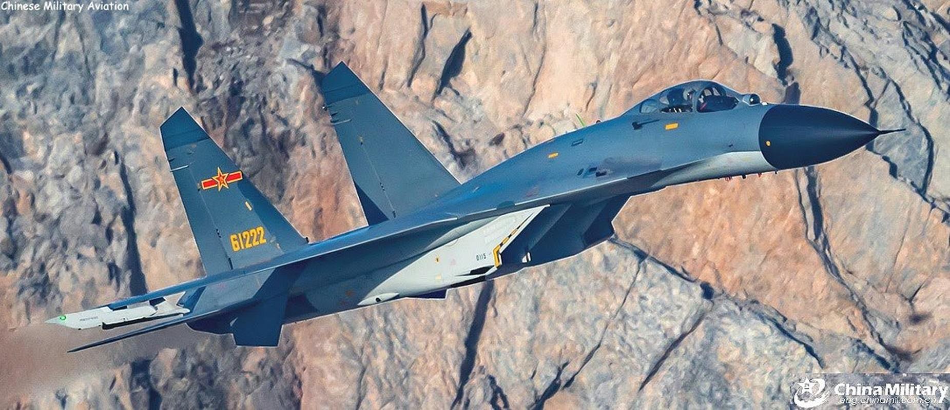 Trung Quoc khoe J-11 khien Nga phai hoi han vi trot ban Su-27-Hinh-15