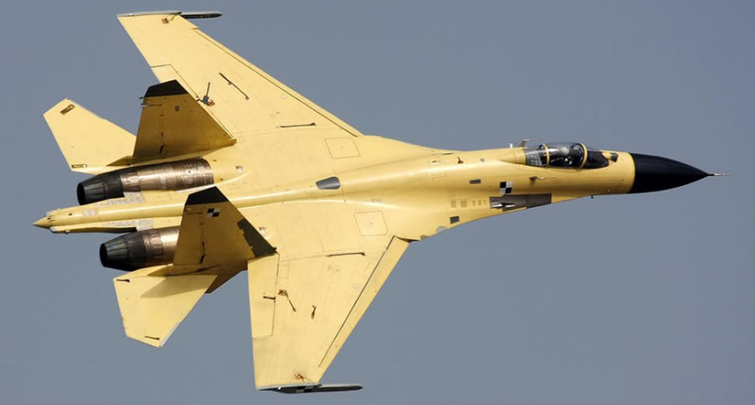 Trung Quoc khoe J-11 khien Nga phai hoi han vi trot ban Su-27-Hinh-16