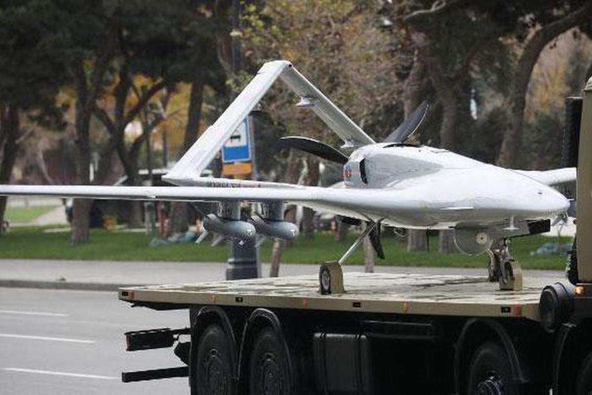 Ukraine mua UAV Tho Nhi Ky; Nga canh bao: Donbass khong phai Armenia-Hinh-10