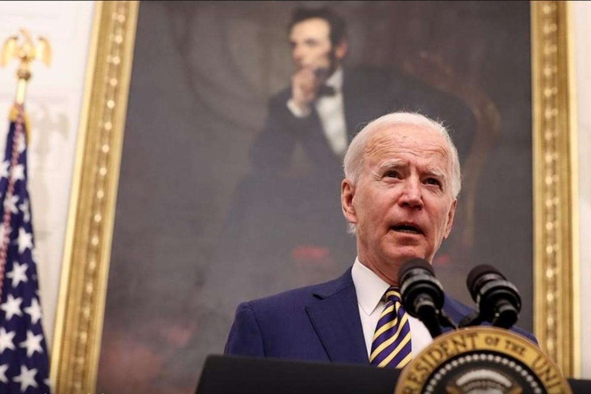 Chinh quyen Biden
