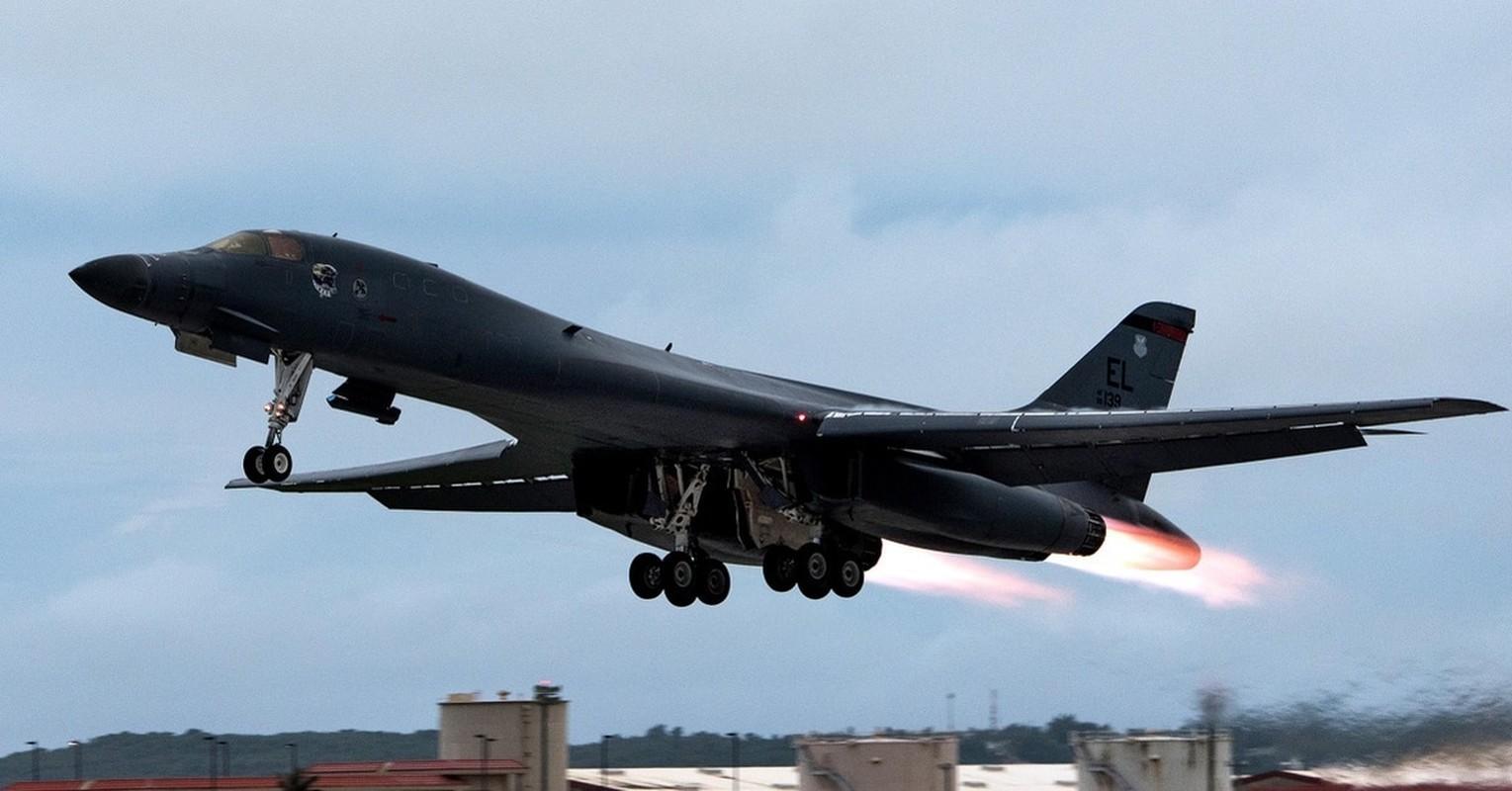 Khong phai B-2, B-1B Lancer moi la doi trong cua My voi Tu-160-Hinh-4