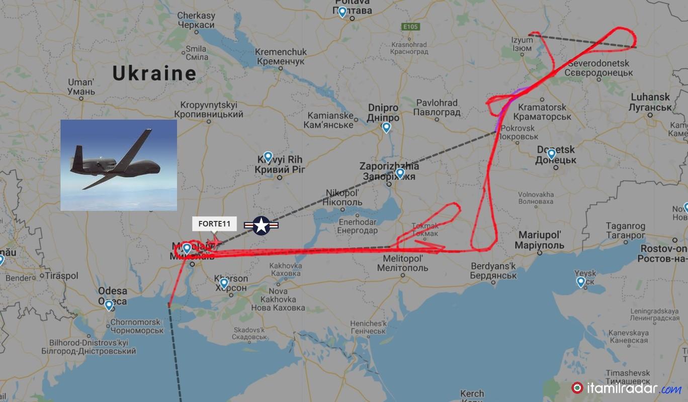 Loat dong thai day Ukraine toi chien tranh tu cac ben lien quan