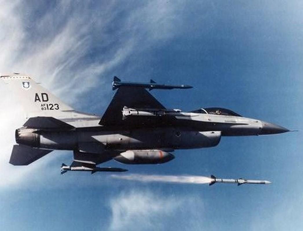 Suc manh dan tiem kich F-16 My dang dat ngay sat nach Trung Quoc-Hinh-6