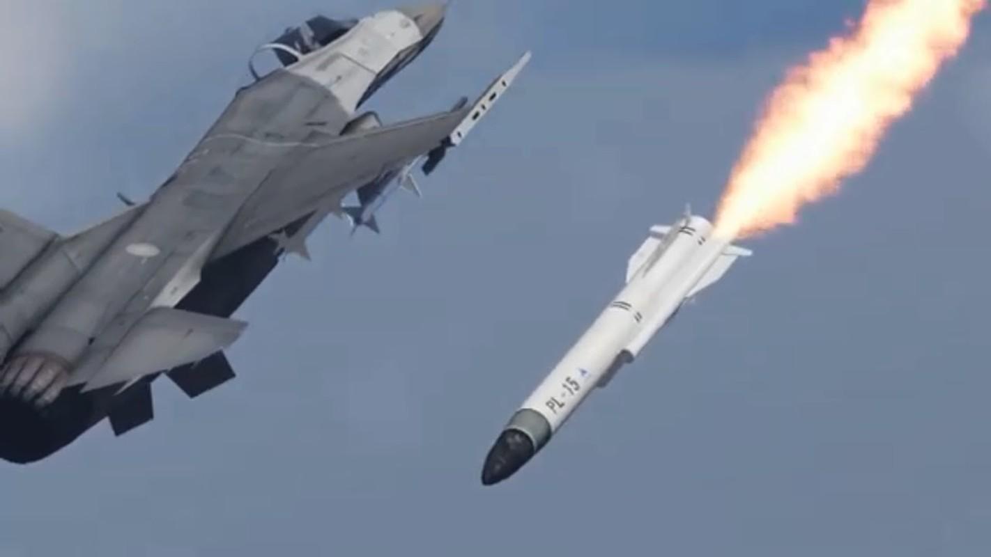 Suc manh dan tiem kich F-16 My dang dat ngay sat nach Trung Quoc-Hinh-7