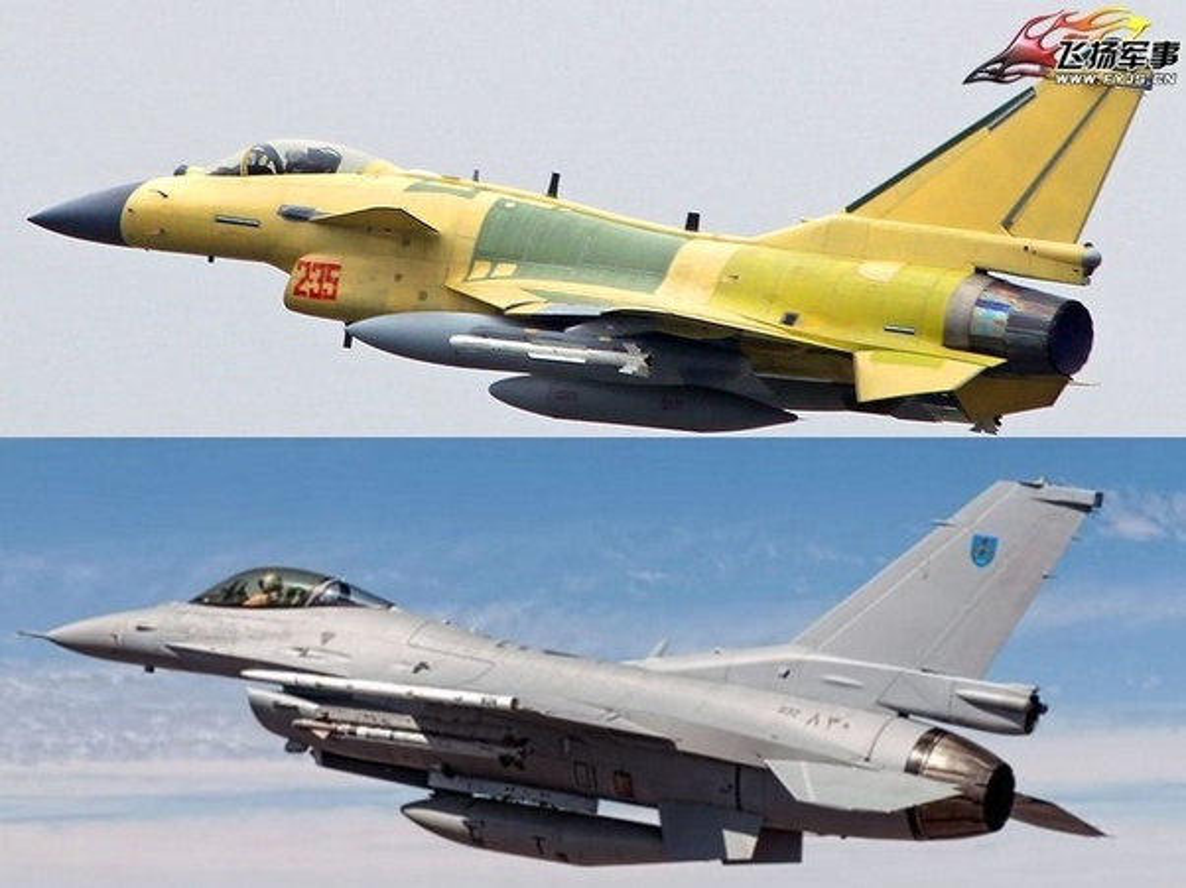 Suc manh dan tiem kich F-16 My dang dat ngay sat nach Trung Quoc-Hinh-8