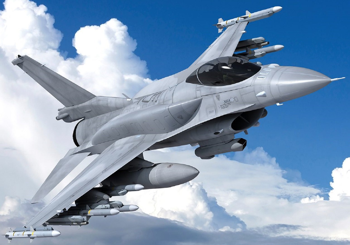 Suc manh dan tiem kich F-16 My dang dat ngay sat nach Trung Quoc-Hinh-9