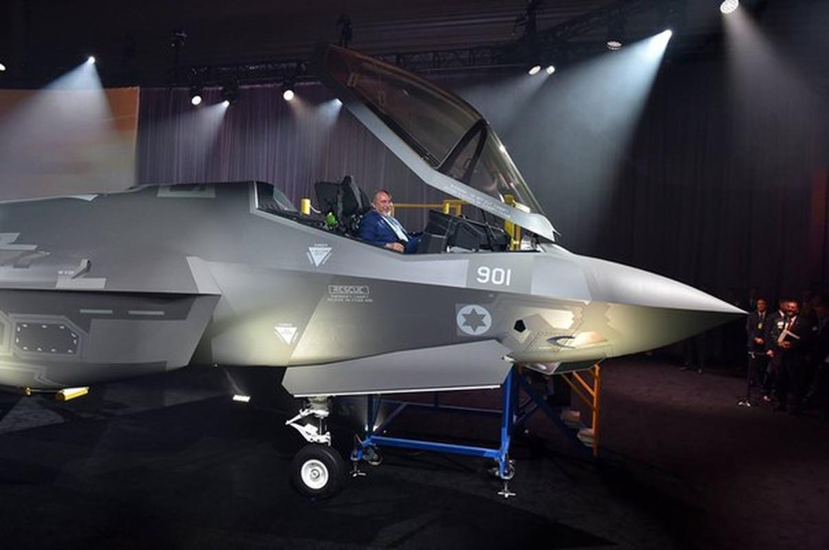 Tiem kich F-35 chi thuc su nguy hiem khi trong tay nguoi Israel-Hinh-14