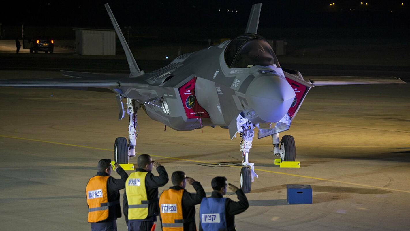 Tiem kich F-35 chi thuc su nguy hiem khi trong tay nguoi Israel-Hinh-16