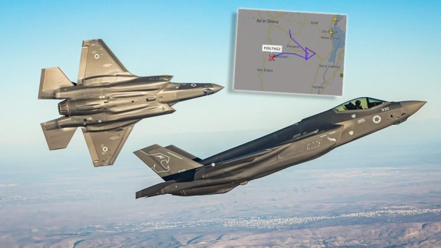 Tiem kich F-35 chi thuc su nguy hiem khi trong tay nguoi Israel-Hinh-4