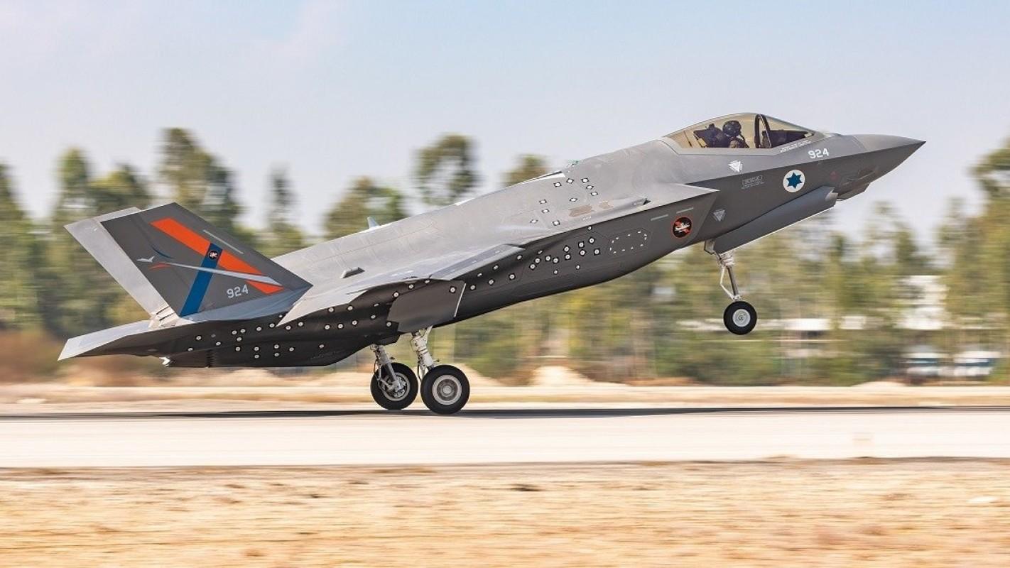 Tiem kich F-35 chi thuc su nguy hiem khi trong tay nguoi Israel-Hinh-5