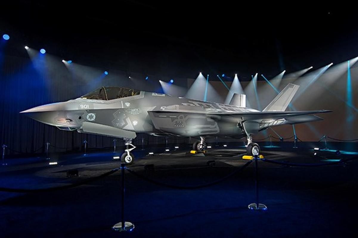 Tiem kich F-35 chi thuc su nguy hiem khi trong tay nguoi Israel-Hinh-6