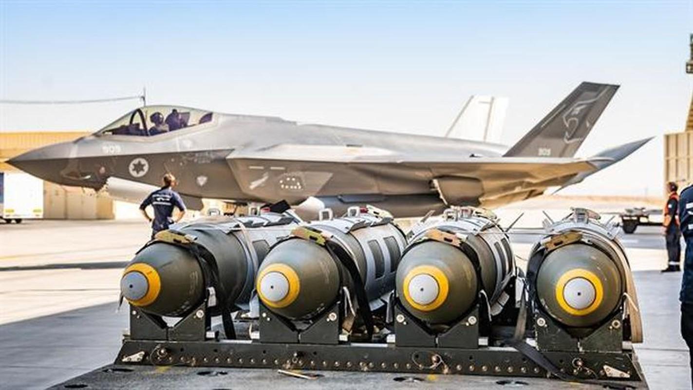 Tiem kich F-35 chi thuc su nguy hiem khi trong tay nguoi Israel-Hinh-8