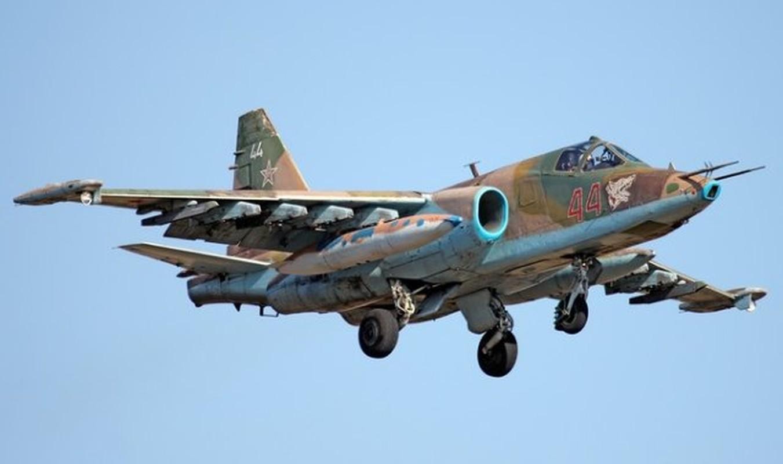 """Xem Israel do """"xe tang bay"""" Su-25KM cho Gruzia de chong lai Nga-Hinh-14"""