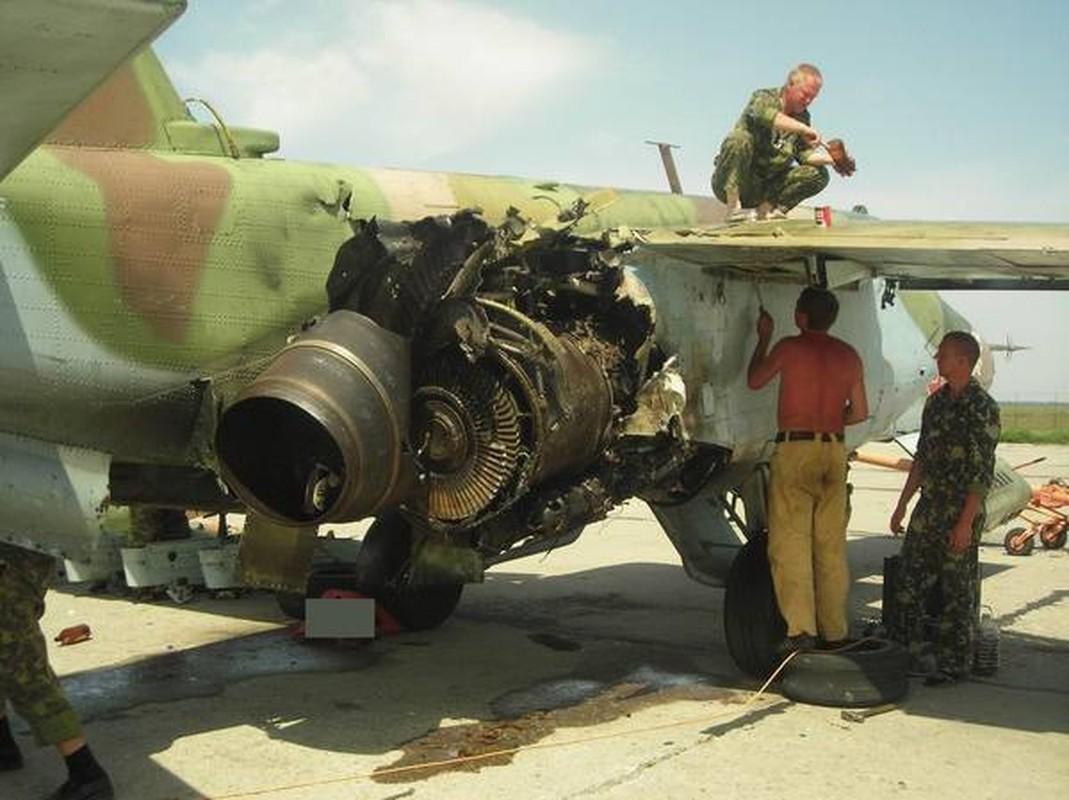 """Xem Israel do """"xe tang bay"""" Su-25KM cho Gruzia de chong lai Nga-Hinh-17"""