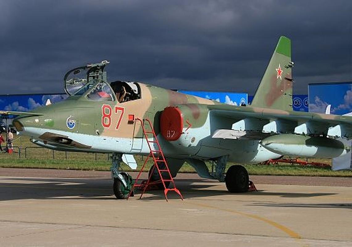 """Xem Israel do """"xe tang bay"""" Su-25KM cho Gruzia de chong lai Nga-Hinh-3"""