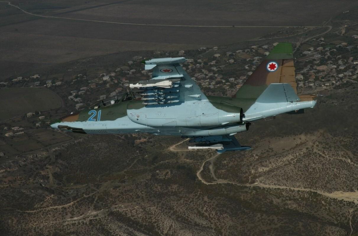 """Xem Israel do """"xe tang bay"""" Su-25KM cho Gruzia de chong lai Nga-Hinh-5"""