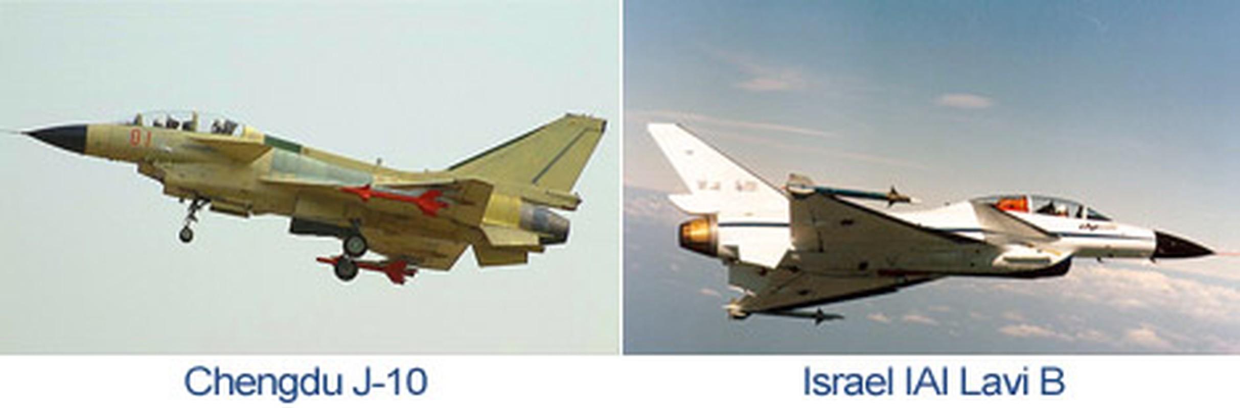 "Israel co ""giup"" Trung Quoc che tao ""Quoc Bao"" J-10?-Hinh-11"