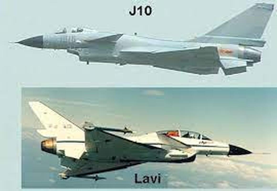 "Israel co ""giup"" Trung Quoc che tao ""Quoc Bao"" J-10?-Hinh-7"