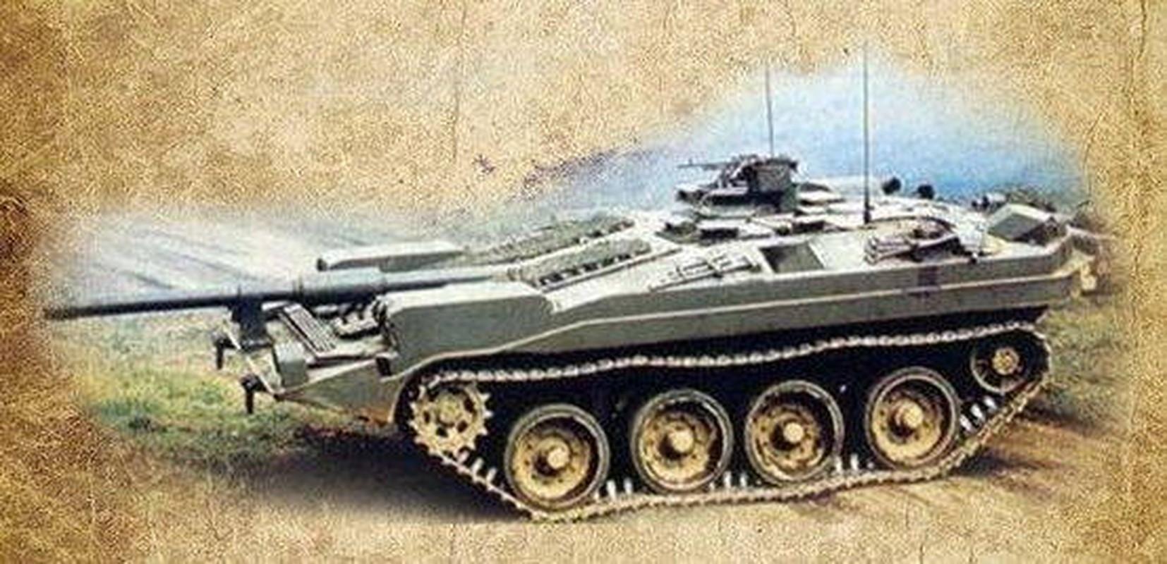 "Stridsvagn 103: Xe tang ""di"" khong thap phao, chay lui nhanh nhu chay tien-Hinh-15"