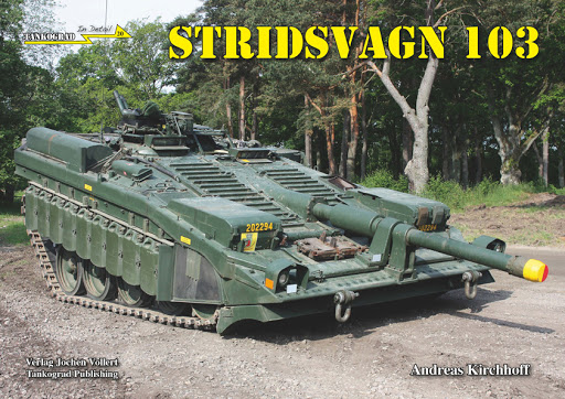 "Stridsvagn 103: Xe tang ""di"" khong thap phao, chay lui nhanh nhu chay tien-Hinh-5"