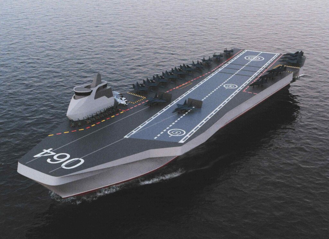 Tau san bay doc nhat cua Nga se tro lai bien vao nam 2022-Hinh-12