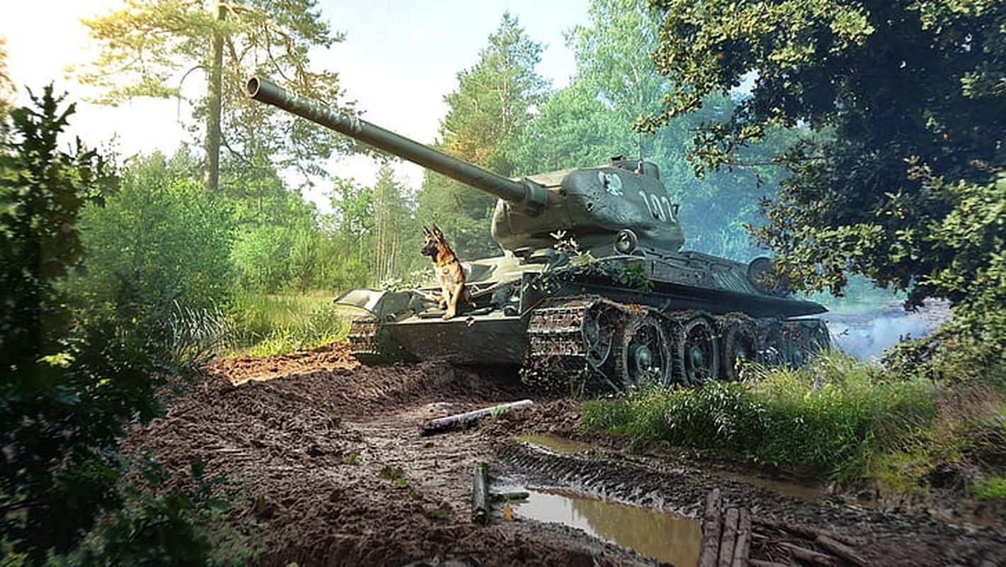 8 bi mat bat ngo lam nen thanh cong cua xe tang T-34 huyen thoai-Hinh-13