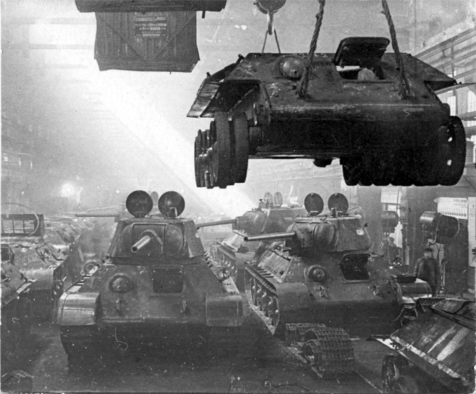 8 bi mat bat ngo lam nen thanh cong cua xe tang T-34 huyen thoai-Hinh-7