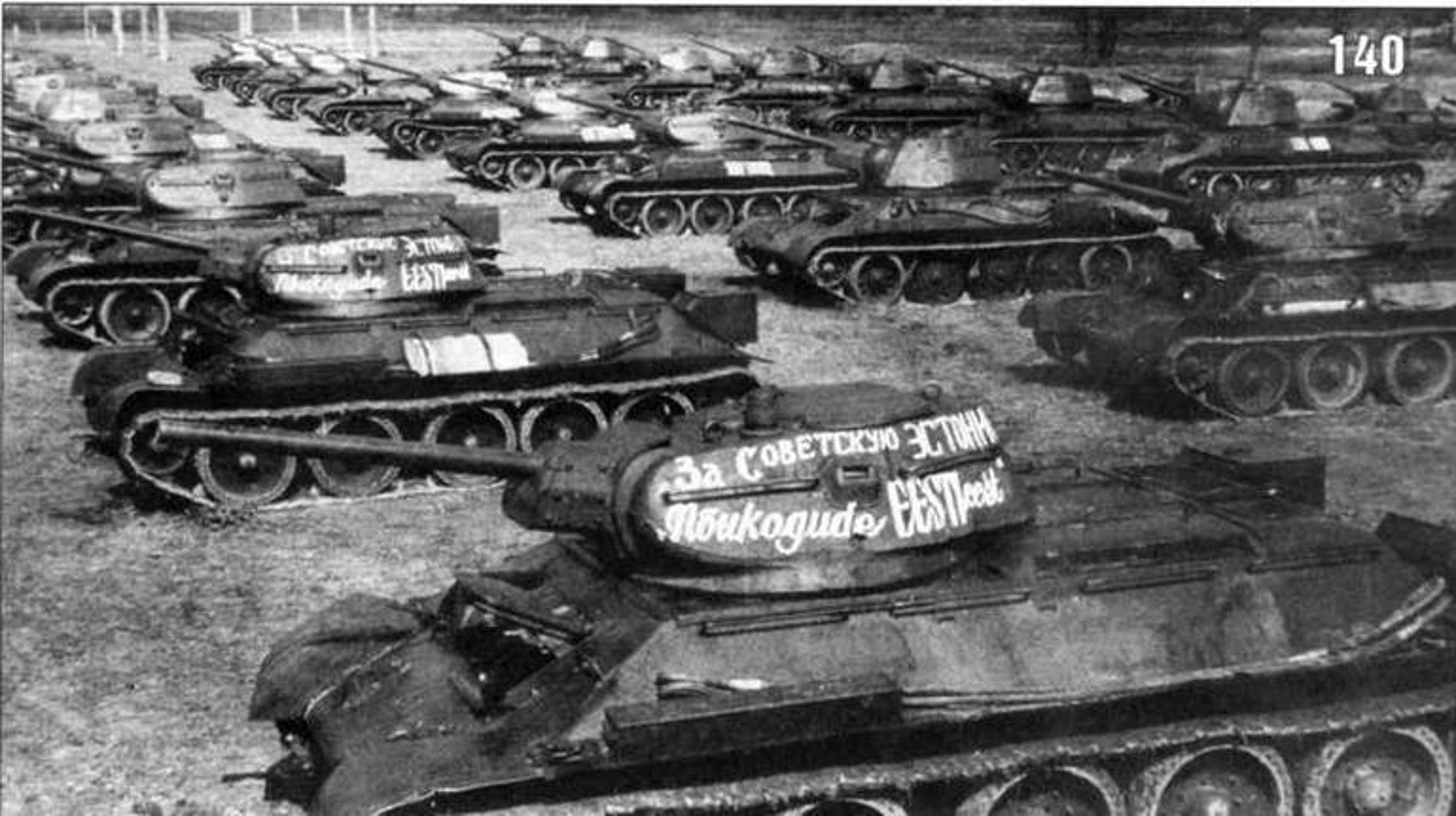8 bi mat bat ngo lam nen thanh cong cua xe tang T-34 huyen thoai-Hinh-8