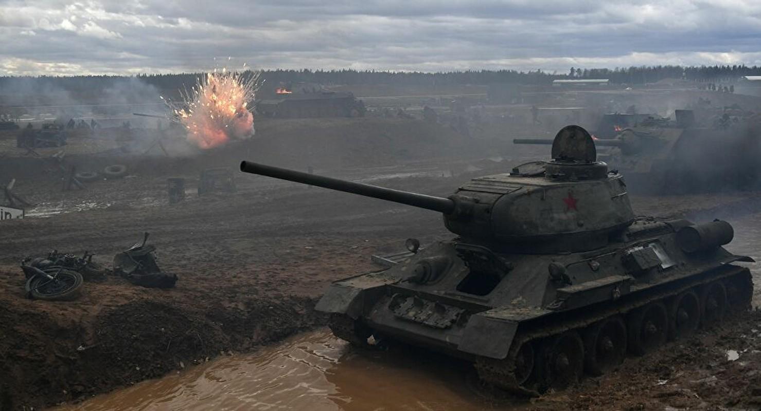 8 bi mat bat ngo lam nen thanh cong cua xe tang T-34 huyen thoai