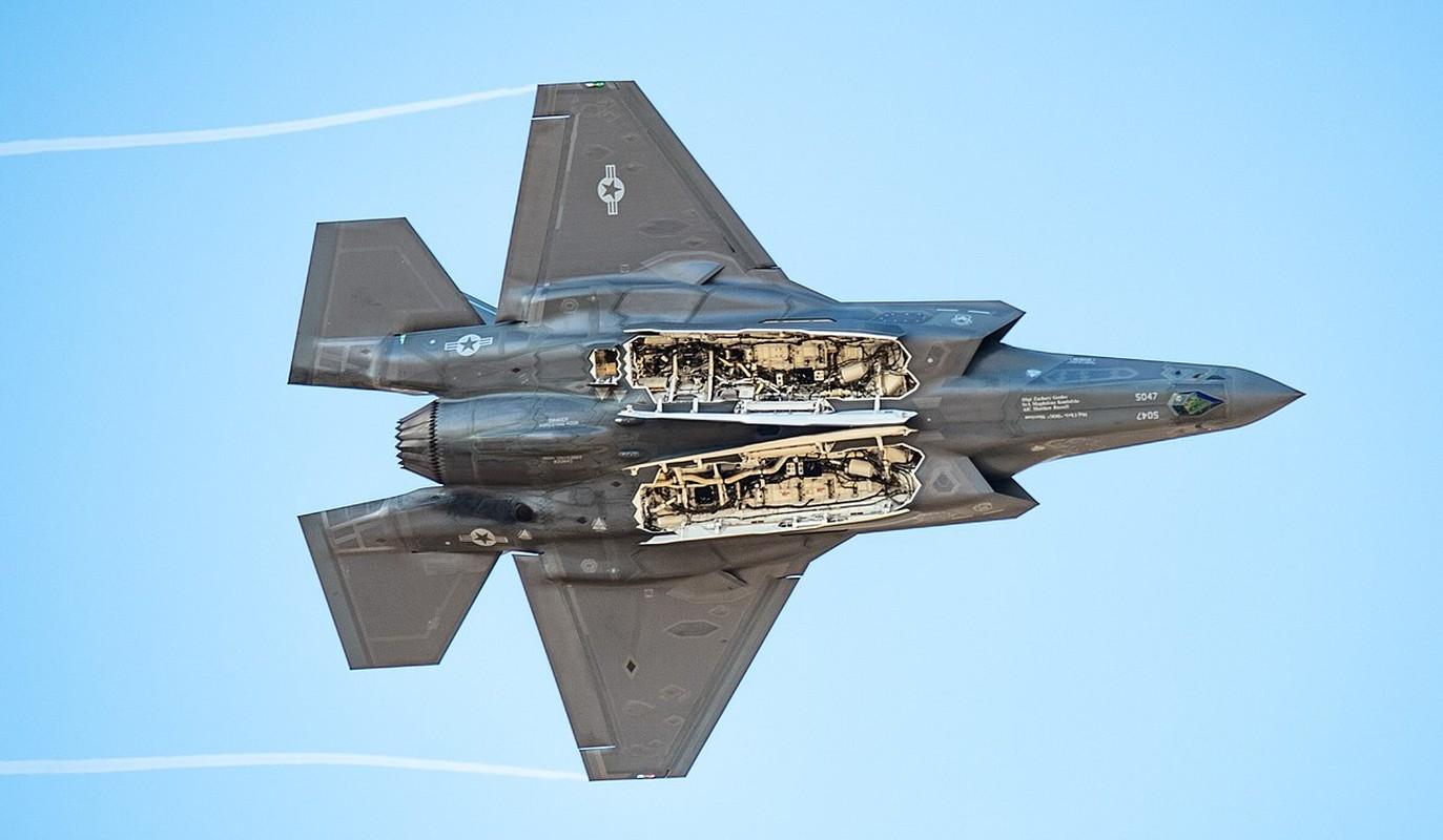 Dieu gi xay ra khi F-35 My va J-10 Trung Quoc xong vao hon chien?-Hinh-10