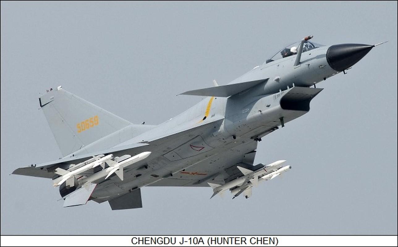 Dieu gi xay ra khi F-35 My va J-10 Trung Quoc xong vao hon chien?-Hinh-11
