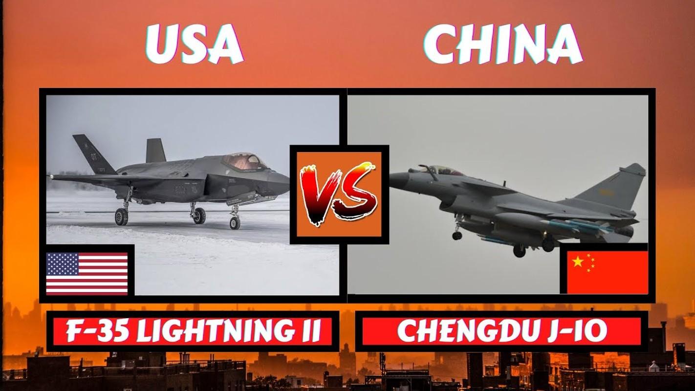 Dieu gi xay ra khi F-35 My va J-10 Trung Quoc xong vao hon chien?-Hinh-15
