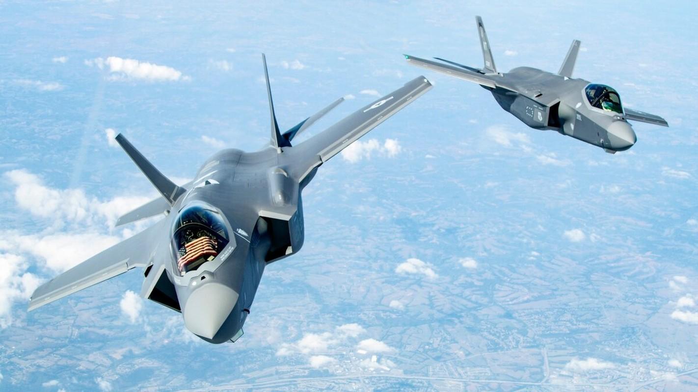 Dieu gi xay ra khi F-35 My va J-10 Trung Quoc xong vao hon chien?-Hinh-16