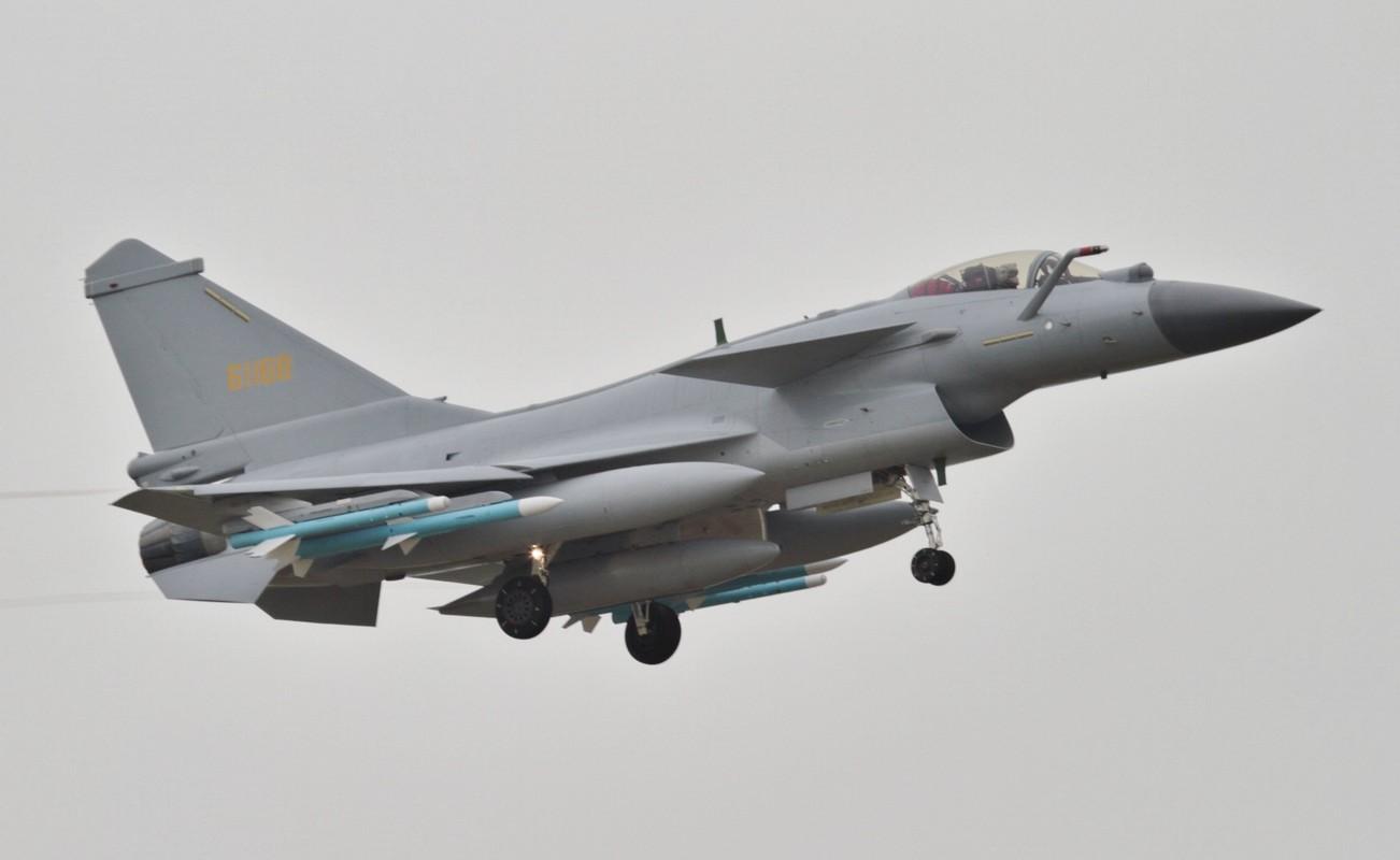 Dieu gi xay ra khi F-35 My va J-10 Trung Quoc xong vao hon chien?-Hinh-2